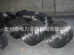 黑铁丝,退火铁丝网的生产工艺