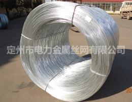 铁丝厂生产高质量高抗拉强度高销售量的热镀锌丝