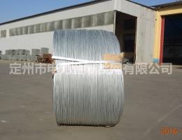 镀锌铁丝镀锌生产工艺过程及控制