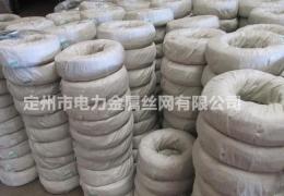 电大卷镀锌丝的生产工艺流程